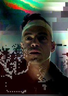 """Rami Malek as Elliot Alderson Mr. Robot - eps2.0_unm4sk-pt2.tc [2016, Sam Esmail] """
