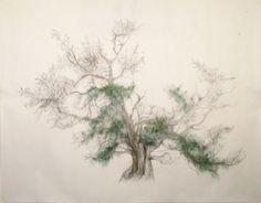 Green Tree, 2014, by Avish Khebrehzadeh