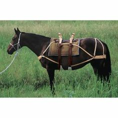 On sale. Weaver Deluxe Double Rigged Sawbuck Pack Saddle
