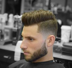 Haircut by @adam_cuts on Instagram http://ift.tt/1Lt2nAU Find more cool hairstyles for men at http://ift.tt/1eGwslj and http://ift.tt/1LLP91m