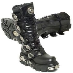 """New Rock """"Sublime Nightmare"""" #boots #rangers"""