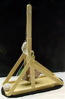 How To Build A Popsicle Stick Trebuchet Craft And Learn