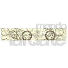 Washi Tape Orologi Vintage