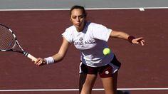 Texas A&M women's tennis comes back vs. UNC for program's highest-ranked win