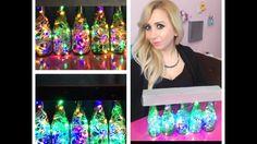 DIY Illuminated Bottles for Tables / Beleuchtete Flaschenreihe für Tisch...