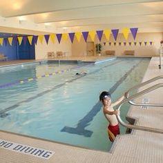 Splash Down: The Bay's Best Indoor Pools Kid Pool, Indoor Swimming Pools, Bay Area, Activities For Kids, San Francisco, Fitness, Outdoor Decor, Kiddy Pool, Indoor Pools
