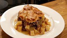 "Le blogue des ""Bleuets du Lac Saint-Jean"": Recettes Canadian Food, Canadian Recipes, Cooking Recipes, Healthy Recipes, Healthy Meals, Pasta Casserole, Pork, Food And Drink, Dinner"