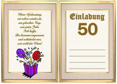 Schön Einladungskarten Geburtstag : Einladungskarten Geburtstag 50   Online  Einladungskarten   Online Einladungskarten