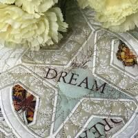 Charming designs to complement your embroidery creations. Applique Designs, Quilting Designs, Machine Embroidery Designs, Embroidery Patterns, Quilt Patterns, Art Deco Borders, Stitch Delight, Floral Font, Butterfly Stitches