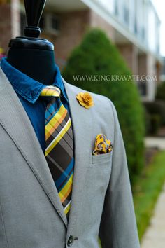 King Kravate The Style Advantage(Fashion & Lifestyle Community) - Community - Google+  #mensfashion #menswear #menstyle #mensapparel #mensclothing #fashion #style #GQ #dapper #bespoke #fashionoftheday #fashionlover #fashionweek #instafashion #instafashion #suitup