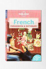 French Pocket Phrasebook By Michael Janes, Jean-Pierre Masclef & Jean-Bernard Carillet