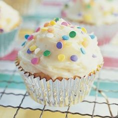 Easy Birthday Cupcakes Recipe - Cook's Country apr05