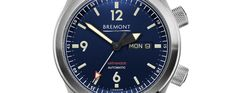 Bremont releases a new U-2 with Blue Dial - Monochrome Watches