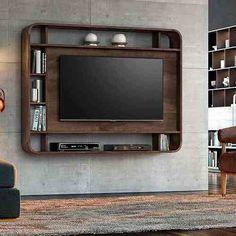 Bedroom Tv Unit Design, Tv Unit Furniture Design, Tv Unit Interior Design, Living Room Tv Unit Designs, Tv Wall Design, Home Room Design, Modern Tv Wall Units, Tv Cabinet Design, Tv Unit Decor