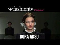 ▶ Bora Aksu Fall/Winter 2014-15   London Fashion Week LFW   FashionTV - YouTube