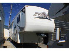 Get most affordable deals on Cheap Used 2006 Keystone Everest Fifth wheel by Whips Rv Sales for $29000 in Yucaipa, CA, USA at http://goo.gl/5b7LBz