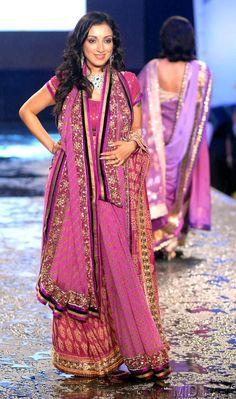 Madhurima at Manish Malhotra's fashion show #Bollywood #Fashion