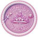 Birthday Princess Party Supplies