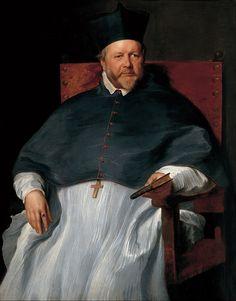 The Athenaeum - Bishop Jan van Malderen (Anthony van Dyck - )