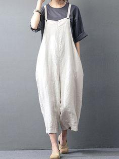 Buy Short Jumpsuits & Playsuits, Denim Jumpsuits, Jumpsuit Jean Pants For Women With Wholesale Price - Banggood Mobile