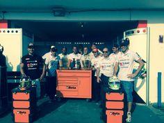 Já começou a Fórmula Truck. Parabéns aos nossos parceiros, Roberval Andrade e Danilo Dirani pela prova em Caruaru
