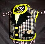"""""""The New Yorker"""" Dog Vest / Harness Dog Vest, Bow Wow, Pet Fashion, Unique Animals, The New Yorker, Small Dogs, Cute Outfits, Classy, Pets"""