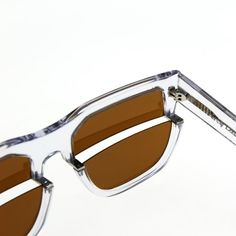 Percy Lau - Axis X Sunglasses - Clear