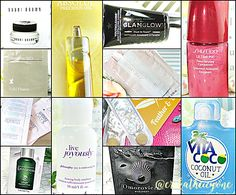The Great Skin Care Sample Extravaganza - Notes from My Dressing Table