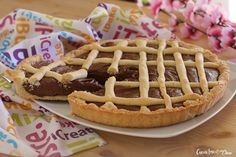 Sweet Tarts, Waffles, Sweets, Cooking, Breakfast, Desserts, Food, Ricotta, Breads