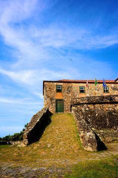 Fortaleza de São José da Ponta Grossa - Santa Catarina