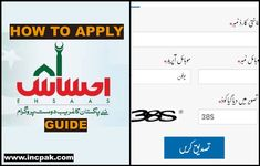 Ehsaas Cash Program second phase [How to Apply] - INCPak Cash Program, New Program, Check Register, Register Online, Online Registration Form, Funny Quotes In Hindi, Urdu Quotes, Income Support, Candlestick Chart