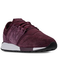 a7e2a7faaf7a9 Image 1 of New Balance Men's 247 Suede Casual Sneakers from Finish Line New  Balance Outfit