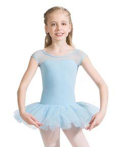 Capezio Little and Big Girls Keyhole Back Tutu Dress - Baby Blue Robes Tutu, Girls Dresses, Formal Dresses, Linen Dresses, Plus Size Designers, Dance Fashion, Review Dresses, Trendy Plus Size, Dance Wear