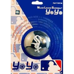 One of America's classic toys comes to Major League Baseball. Pick up Sababa's Yo-Yo featuring your favorite team's logo. Superior quality, precision balanced.  $5.99  http://calendars.com/Chicago-White-Sox/Chicago-White-Sox-Yo-Yo/prod101177/?categoryId=cat00421=cat00421#