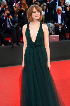 Could Emma Stone's new choppy bob be any cooler?