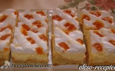 Rákóczi-túrós recept fotóval Cottage Cheese Recipes, Breakfast Recipes, Dinner Recipes, Poppy Seed Cake, Hungarian Recipes, Food Photo, Vanilla Cake, Healthy Lifestyle, Cheesecake