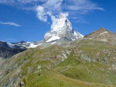 #Matterhorn #Zermatt #Switzerland | Hiking in Zermatt: Three Scenic Trails You Don't Want to Miss | www.globalheartbeat.co/zermatt-hikes