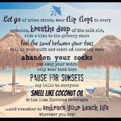 Embrace Beach Life! | Sand 'N Sea Properties LLC, Galveston, TX #sandnseavacation #vacationrental #sandnsea