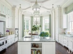 9 Stunning Traditional Kitchens Photos | Architectural Digest
