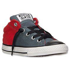 0a9a1e4d2e4f Boys  Little Kids  Converse Chuck Taylor Axel Mid Casual Shoes