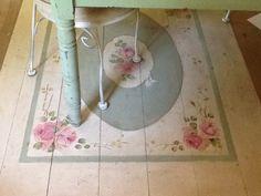 Cindy Ellis Art-Gorgeous floor!