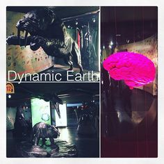 Today we visited #DynamicEarth in #Edinburgh, they currently have annual passes for the same price as day passes so we got the annual ones to take S back again. Lovely family day out  #thingstodo #travel #scotland #familydayout #educational