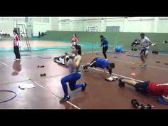 Circuitos Funcionales.. Nivel avanzado Lili Argaña - YouTube