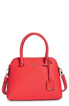 I love this Cameron street raise bag! Toasted Wheat color -  Kate Spade    http://shop.nordstrom.com/s/kate-spade-new-york-cameron-street-maise-leather-satchel/4579504