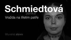 MLUVENÉ SLOVO - Schmiedtová, Janka: Vražda na třetím patře (DETEKTIVKA)
