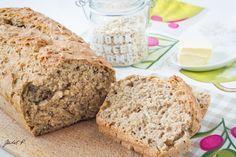 Zabkenyér Gluten Free Recipes, Diet Recipes, Healthy Recipes, Diet Meals, Sin Gluten, Diet Grocery Lists, Good Food, Yummy Food, Paleo Bread