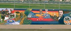 1848: Bandaide  by the Los Angeles Mural Conservancy
