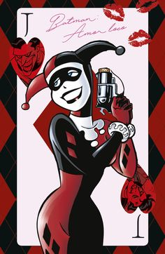 Rihanna's Most Iconic Looks Of All Time Catwoman, Batgirl, Mad Love, Joker Y Harley Quinn, Harley Quinn Drawing, Bruce Timm, Harely Quinn, Pop Art Wallpaper