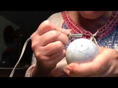Youtube - PYSANKY BASICS BATIK EGGSby MAGGIE TARRIS BAUER