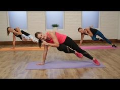 The Ultimate 30-Minute Cardio Pilates Workout! - YouTube